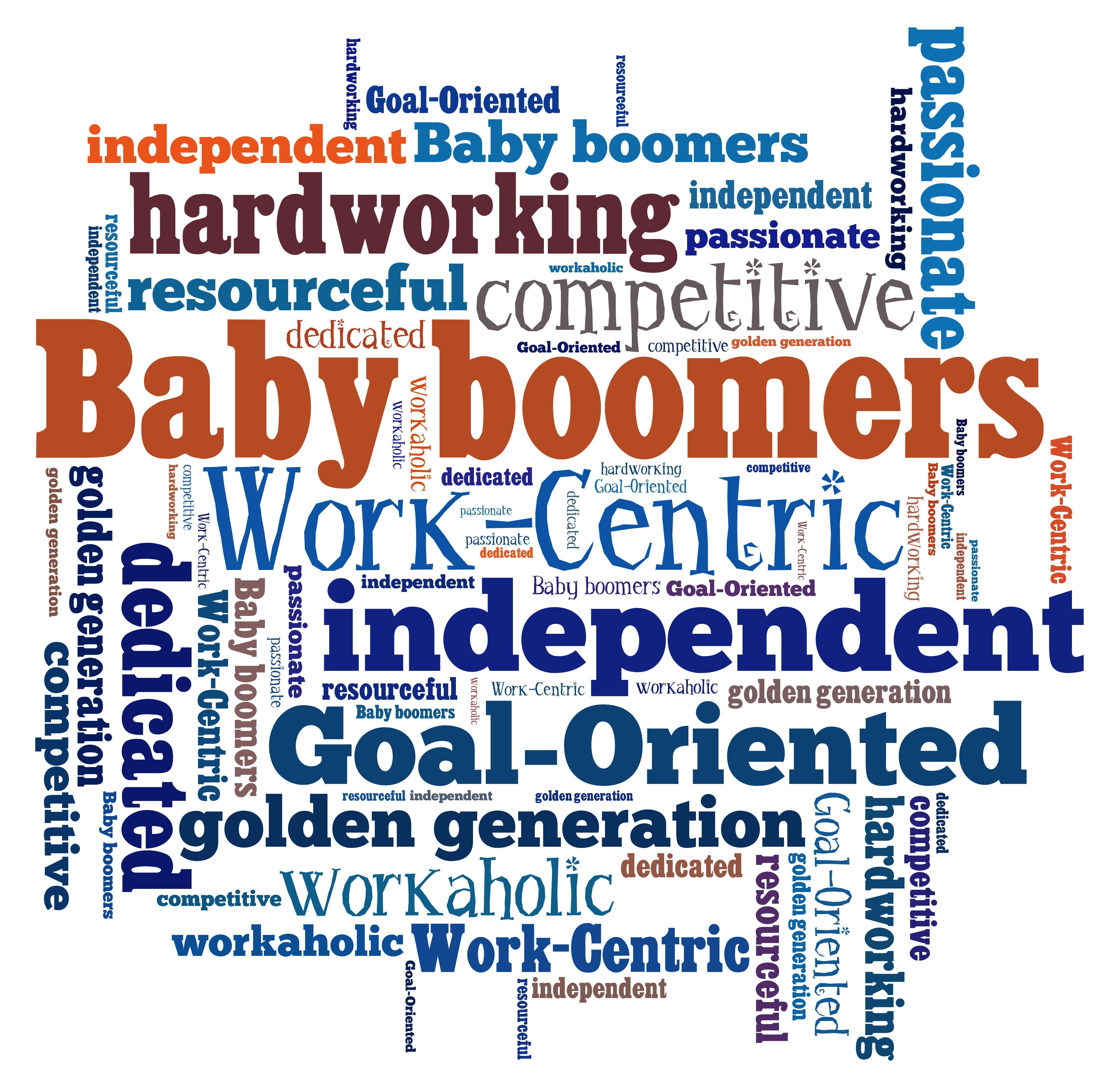 Baby Boomer Clothing Styles