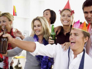 What the colour your wearing says about you at the Christmas Party